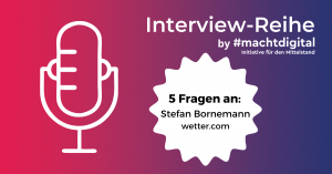 Interview mit Stefan Bornemann