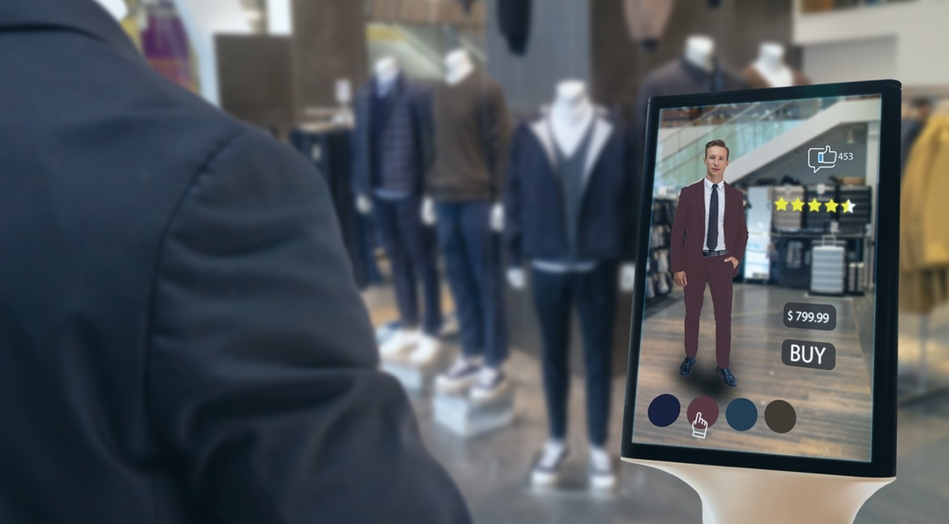 digitale Umsetzungen beim Shopping