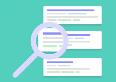 Der Weg zu mehr Sichtbarkeit im Netz